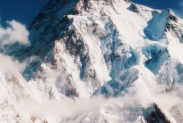 دانلود والپیپر کوهستان برفی