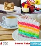دانلود تصاویر استوک کیک - مختلف
