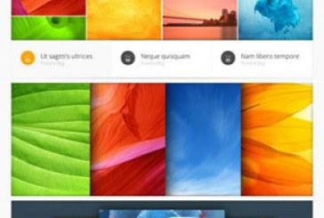 دانلود فایل لایه باز طرح های اسلایدر وب