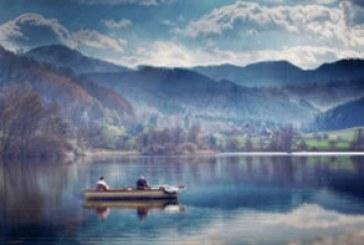دانلود والپیپر ماهیگران روی قایق