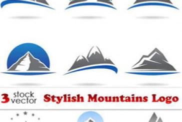 دانلود لوگو های کوهستان