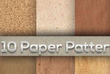 دانلود پترن های فتوشاپ سطح کاغذ – شماره 5