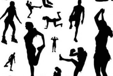 دانلود وکتور های ورزشکاران – طرح سایه