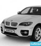 دانلود مدل سه بعدی اتومبیل BMW X6