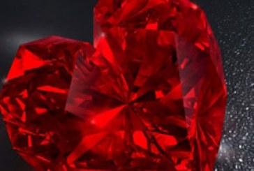 دانلود والپیپر الماس قلب