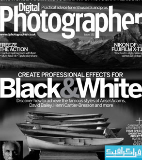 مجله عکاسی Digital Photographer - شماره 152