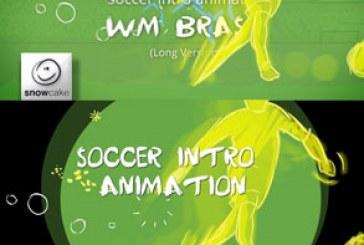 پروژه افتر افکت انیمیشن برنامه فوتبال