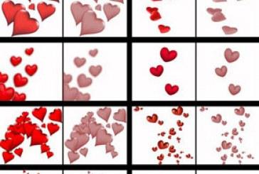 دانلود براش های فتوشاپ قلب – شماره 2