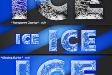 دانلود استایل های فتوشاپ یخ – شماره 2