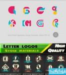 دانلود لوگو های حروف انگلیسی