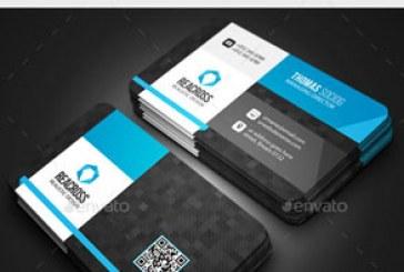 دانلود کارت ویزیت مدرن شرکتی – شماره 3