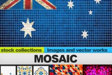 دانلود تکسچر های موزائیک – Mosaic Textures