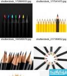 دانلود تصاویر استوک مداد - Pencils Stock
