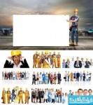 دانلود تصاویر استوک افراد در شغل های مختلف