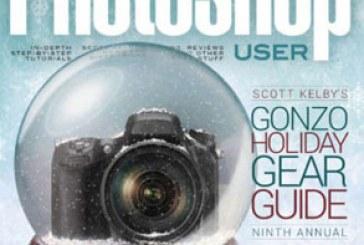 مجله فتوشاپ Photoshop User – دسامبر 2014