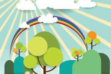 دانلود وکتور طرح های بهار – کاغذی