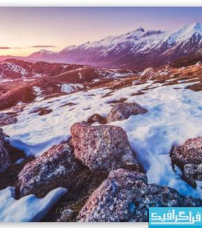 دانلود والپیپر طبیعت زمستانی