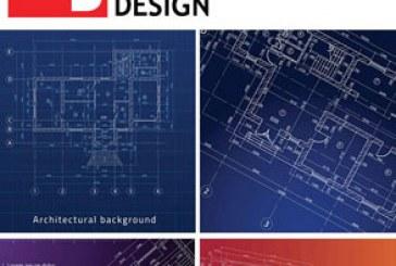 دانلود وکتور نقشه های معماری