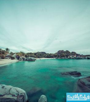 دانلود والپیپر ساحل و دریا