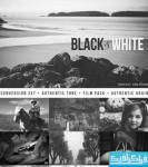 اکشن فتوشاپ افکت های سیاه و سفید - شماره 2