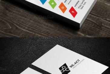 دانلود کارت ویزیت شرکتی – طرح شماره 42