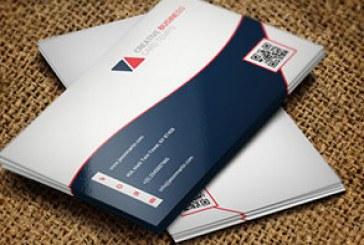 دانلود کارت ویزیت شرکتی – طرح شماره 43
