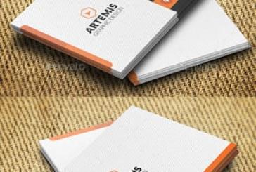 دانلود کارت ویزیت شرکتی – شخصی – شماره 44