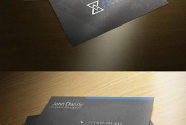 کارت ویزیت شرکتی – شخصی – شماره 45