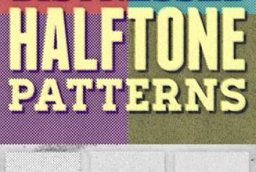 دانلود پترن های فتوشاپ هالفتون – Halftone