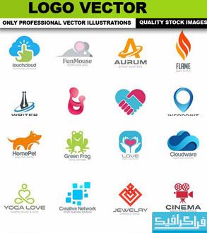 دانلود لوگو های مختلف – شماره 61 – Logo Mix