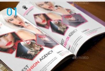 دانلود ماک آپ مجله – Magazine Mock Up