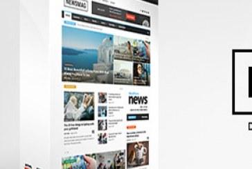 دانلود پوسته وردپرس مجله – خبری Newsmag