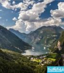دانلود والپیپر طبیعت - نروژ Norway Nature