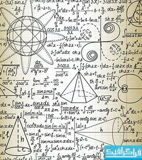 دانلود وکتور طرح های معادله و فرمول علمی