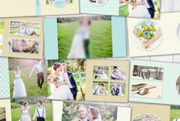 دانلود فایل لایه باز فتوشاپ آلبوم عروسی