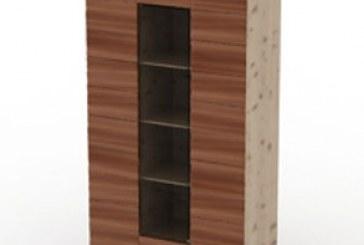 دانلود مدل سه بعدی قفسه چوبی