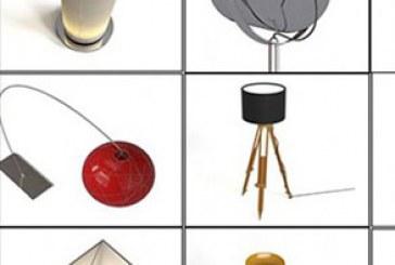 دانلود مدل های سه بعدی آباژور