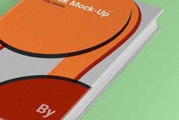 دانلود ماک آپ فتوشاپ جلد کتاب – شماره 2