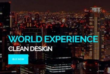 دانلود قالب سایت HTML تک صفحه ای – Business Technology