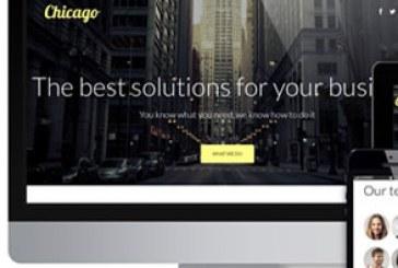 دانلود پوسته شرکتی – تجاری جوملا Chicago