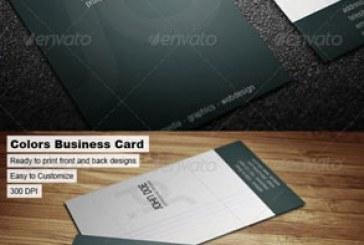 کارت ویزیت شرکتی – شخصی – شماره 47