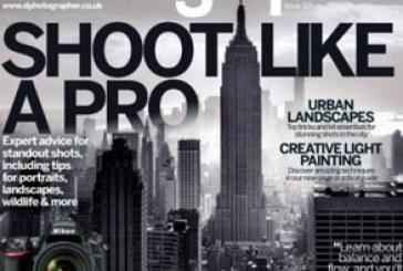 مجله عکاسی Digital Photographer – شماره 155