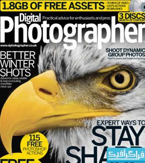 مجله عکاسی Digital Photographer - شماره 156