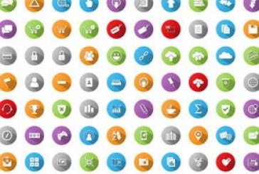 دانلود آیکون های تخت – Flat Icons – شماره 17