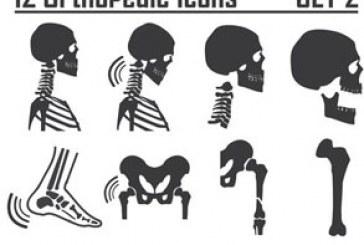 دانلود آیکون های ارتوپدی – Orthopedic Icons