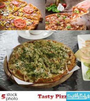 دانلود تصاویر استوک پیتزا - شماره 3