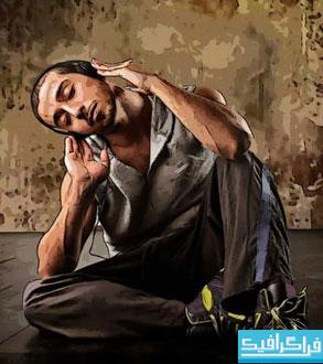 دانلود اکشن فتوشاپ افکت پوستر - شماره 2