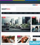 دانلود پوسته وردپرس مجله حرفه ای Smartmag