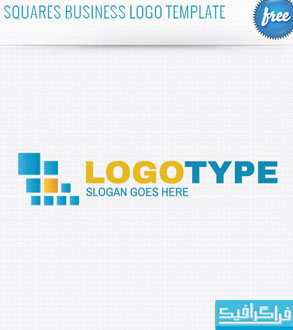 دانلود لوگو مربع ها - Squares Logo