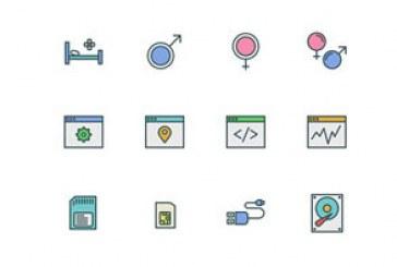 دانلود آیکون های کاربردی محیط وب